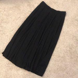 ASOS circle midi skirt